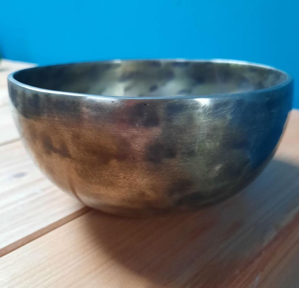 Golden Singing Bowls 20 cm