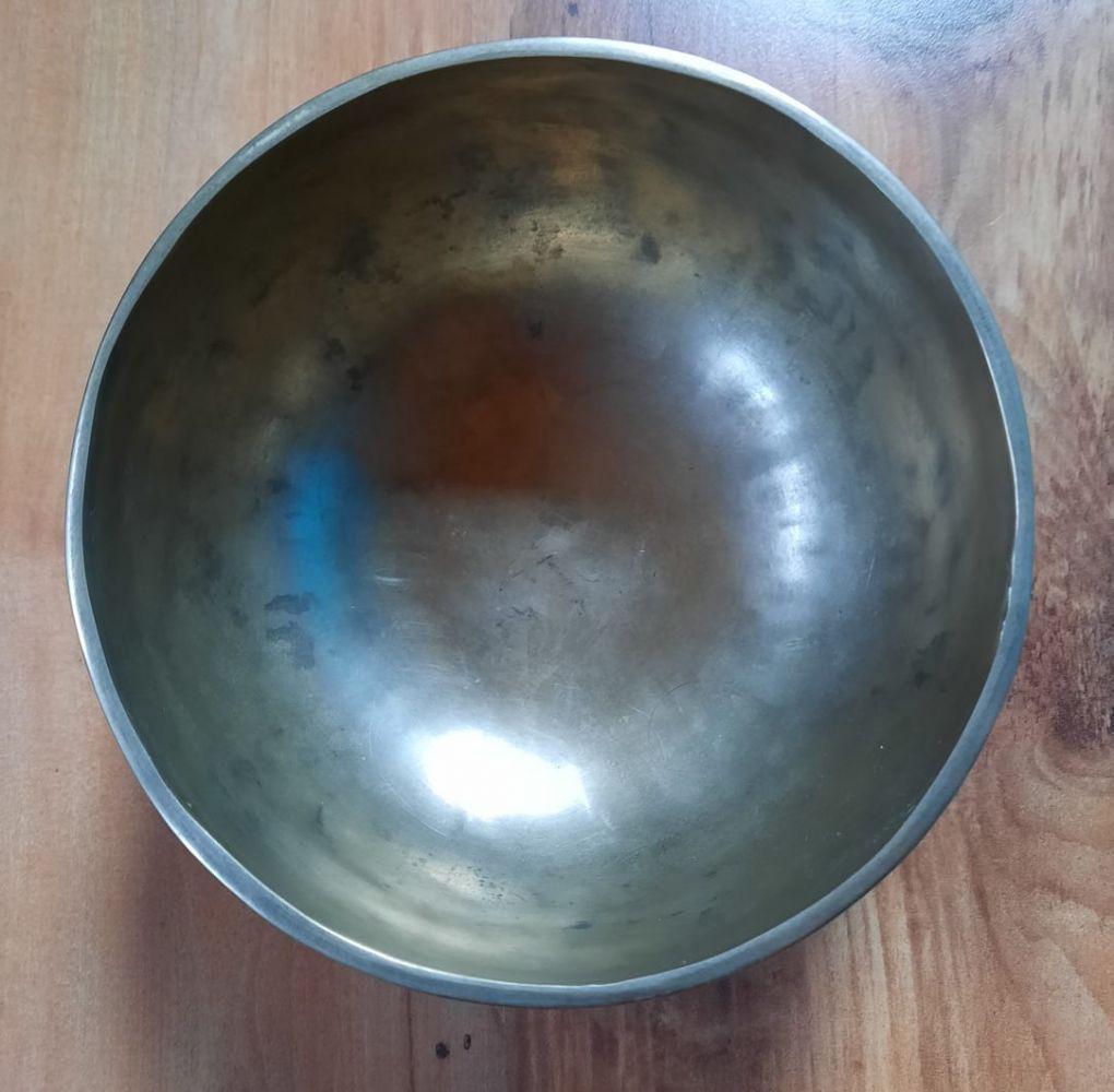 Singing Bowl,Extra,Big one, 20cm - ,plane