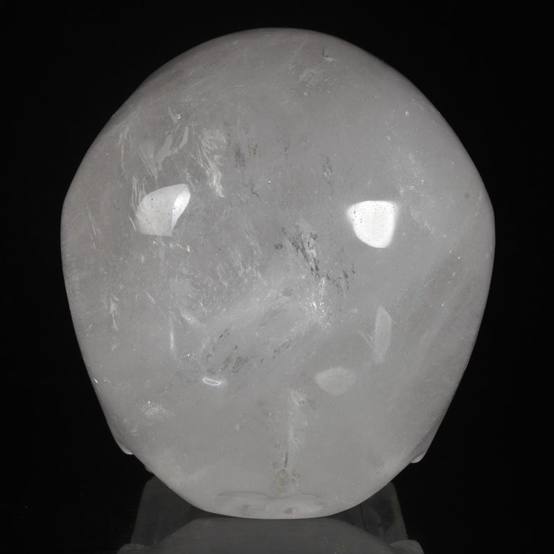 Lebka/Skull/Schädel Realistik /CrystalKřistál 12cm