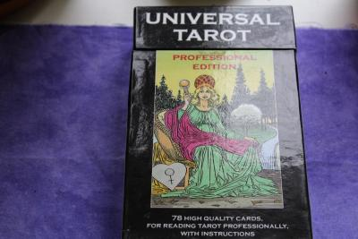 Universal Rider Waite Tarot,Professional ,Big cards,18cm,XL