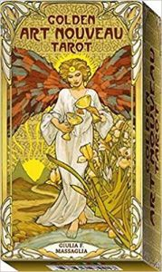 Tarot Golden Art Nouveau/Zlaty Giulia F.Massaglia