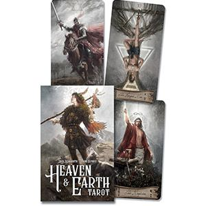 Heaven and Earth Tarot-Jack Sephiroth