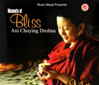 CD Inner Peace 1 ,2 a Moment of Bliss - Ani Choying Drolma-3 CD-1 Cena-Akce
