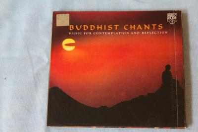 Buddhist Chants - Music for Contemplation and Reflection 5 PC