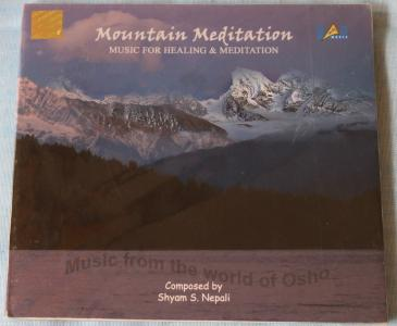 Singing Bowl Sound-Osho - Mountain Meditation Music