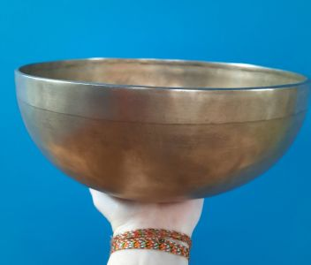 Golden Singing Bowls 20 cm
