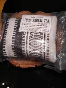 Herbal tea Tulsi from Nepal 100g