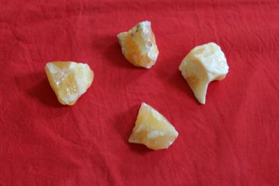 Kalcite/Calcite červeny/oranžový/Orange Maly/small one sůrovy
