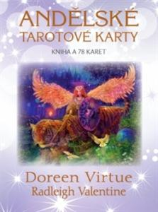 Angel Tarot Cards - Doreen Virtue