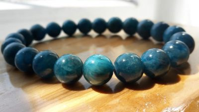 Naramek,Bangle,Armband Apatite 8mm