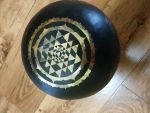 Tibetsky misa/Singing Bowl/Klangschalen Sri Yantra 23cm